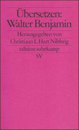 Übersetzen: Walter Benjamin