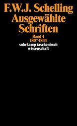 Ausgewählte Schriften. Bd.4