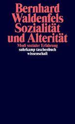 Sozialität und Alterität