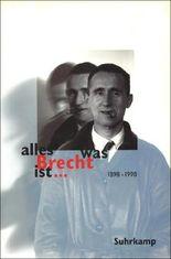 alles was Brecht ist ...