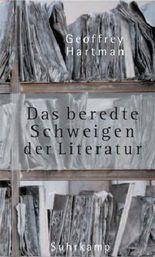 Das beredte Schweigen der Literatur: Über das Unbehagen an der Kultur