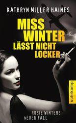 Miss Winter lässt nicht locker