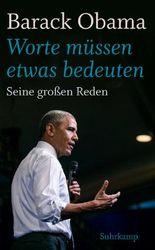 worte mssen etwas bedeuten - Barack Obama Lebenslauf