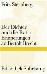 Der Dichter und die Ratio: Erinnerungen an Bertolt Brecht (Bibliothek Suhrkamp)