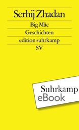 Big Mäc: Geschichten (edition suhrkamp)