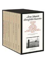Bargfelder Ausgabe. Studienausgabe der Werkgruppe I: Romane, Erzählungen, Gedichte, Juvenilia