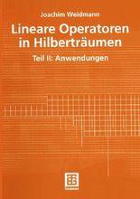 Lineare Operatoren in Hilberträumen