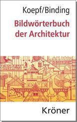 Bildwörterbuch der Architektur
