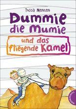 Dummie die Mumie, Band 2: Dummie, die Mumie und das fliegende Kamel