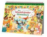 Mein Adventskalender-Wimmelbuch