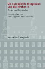 Die europäische Integration und die Kirchen. Tl.2