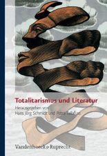 Totalitarismus Und Literatur
