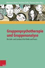 Gruppenpsychotherapie und Gruppenanalyse
