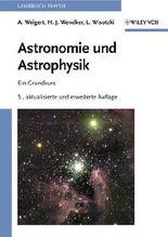 Astronomie und Astrophysik
