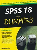 SPSS 18 für Dummies