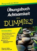 Übungsbuch Achtsamkeit für Dummies