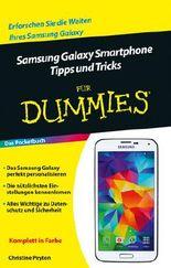 Samsung Galaxy Tipps und Tricks für Dummies