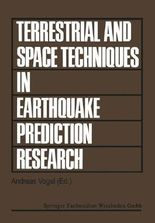 Terrestrial and Space Techniques in Earthquake Prediction Research