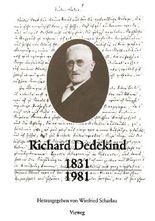 Richard Dedekind 1831-1981