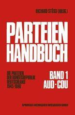 Parteienhandbuch, 4 Bde.