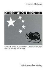Korruption in China