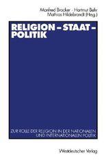 Religion - Staat - Politik