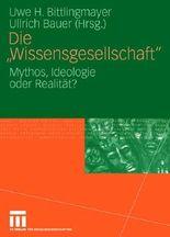 """Die """"Wissensgesellschaft"""""""