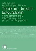Trends im Umweltbewusstsein