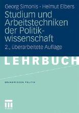 Studium und Arbeitstechniken der Politikwissenschaft