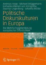 Politische Diskurskulturen in Europa