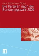 Die Parteien nach der Bundestagswahl 2009
