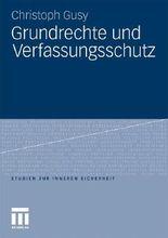 Grundrechte und Verfassungsschutz
