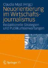 Neuorientierung Im Wirtschaftjournalismus