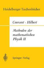 Methoden der mathematischen Physik. Tl.2