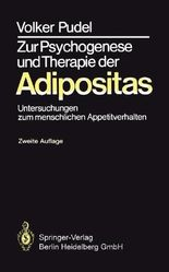 Zur Psychogenese und Therapie der Adipositas