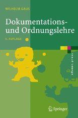 Dokumentations- Und Ordnungslehre