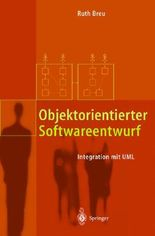 Objektorientierter Softwareentwurf/ Object-oriented Software Design