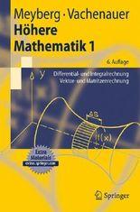 Hohere Mathematik 1