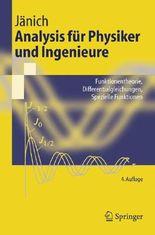 Analysis Fur Physiker Und Ingenieure