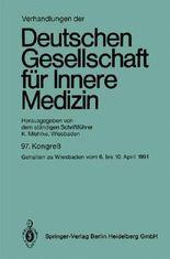 Verhandlungen Der Deutschen Gesellschaft Fur Innere Medizin