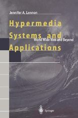 Hypermedia Systems and Applications