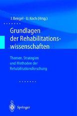Grundlagen Der Rehabilitationswissenschaften