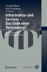 Infrastruktur Und Services-das Ende Einer Verbindung?