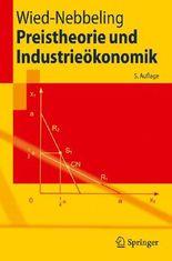 Preistheorie Und Industrieokonomik
