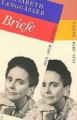 Briefe 1924-1950