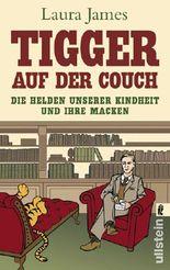 Tigger auf der Couch