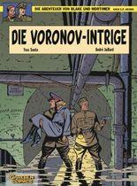 Blake & Mortimer 11: Die Voronov-Intrige