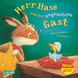 Maxi Pixi 203: Herr Hase und der ungebetene Gast