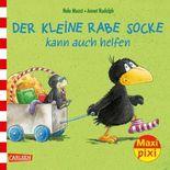 Maxi Pixi 230: Der kleine Rabe Socke kann auch helfen