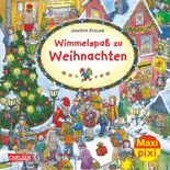 Maxi Pixi 214: Wimmelspaß zu Weihnachten